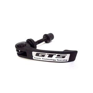 blocagem-para-abracadeira-de-bicicleta-GTS-em-aluminio-leve-resistente-mountain-bike-speed-road-preto-com-branco